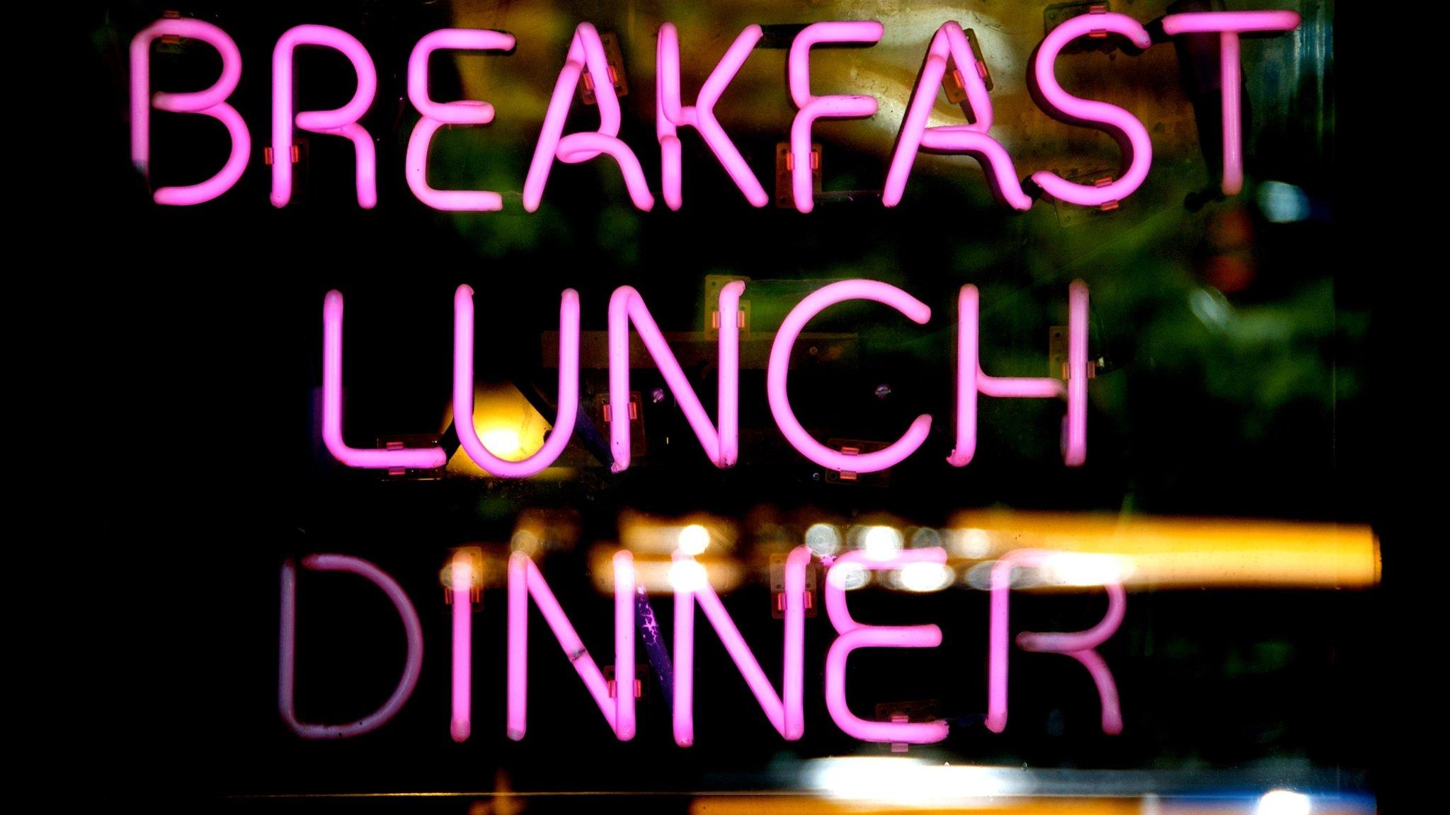 Doručak, ručak, večera?