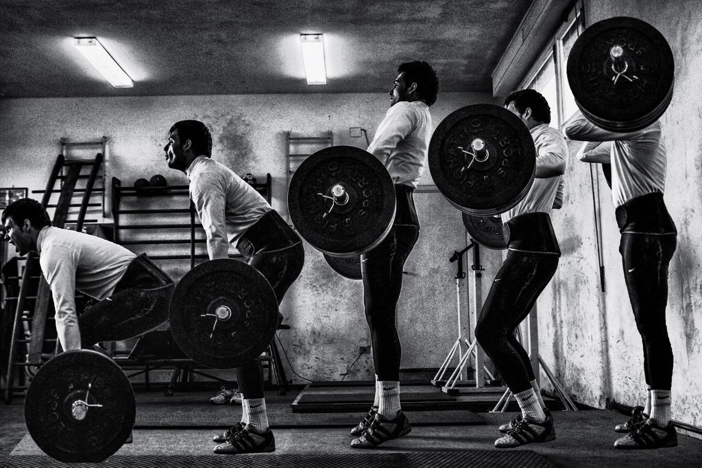 Test za napredni Weightlifting