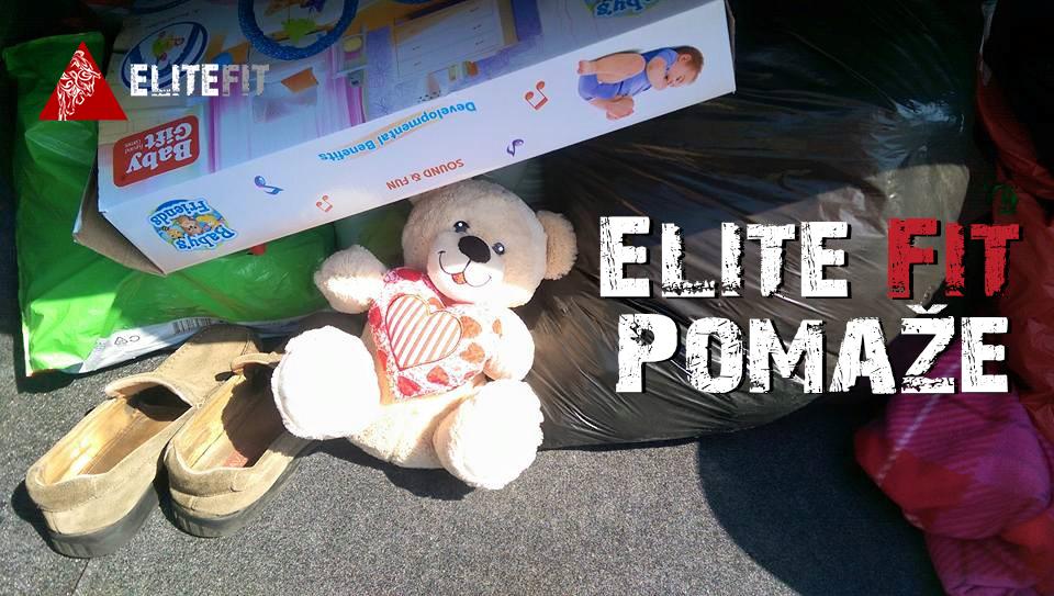 Elite Fit pomaže potrebitima!
